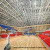 Estructura de acero Sistemas de marco de espacio de construcción prefabricados para deportes de interior Sala