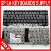 Il nero spagnolo dello SP della tastiera 6720 6720s 6520s di Teclado