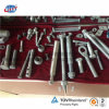 Fastener especial Bolt com Steel Both Side Threaded Dowel