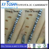 Motor Camshaft para Toyota 2c com Bent e Straight