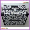 El profesional del caso de la belleza de la impresión de la margarita compone los rectángulos de la vanidad (SACMC144)