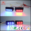 Lumière lumineuse LED Side Lighthead / Emergency Vehicle Warning Strobe Lighthead Traffic Light
