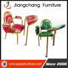 赤いパターンイスラム教の祈りの椅子(JC-MS5)