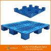 Sola plataforma reciclada hecha frente de poca potencia del plástico del HDPE de Stotage