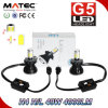 Matec 80W 8000lm High Power LED Headlight Auto H4