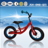 12 Inch Balance Bike Inflatable Bicycle for Boy and Girls Steel Material
