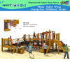 Multifunctional Wooden Outdoor Playground Equipment for Sale (HD-5702)