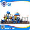 Kleine Kind-im Freienspielplatz-Gerät Playset Plättchen