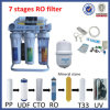 Wohn7 Stage RO Water Filter System für Home Use
