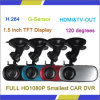 Volles HD 1080P Car Camera Smallest Manual Car Camera HD DVR
