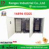 La volaille automatique de qualité Egg des prix d'incubateurs de petite échelle avec des prix bon marché d'incubateurs d'oeufs de volaille de tube de Hunidify