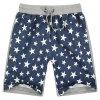 Shorts in pieno stampati del fabbricato di modo della stella i nuovi