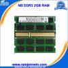 Лучшие продажи блистеровочная Полная совместимость 2GB DDR3 RAM Ноутбук
