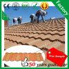 Mattonelle rivestite galvanizzate ondulate del pavimento non tappezzato del tetto del metallo della pietra della lamiera di acciaio