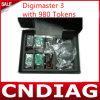 Digimaster 3 Digimaster III Original Odometer Correction Master con 980 Tokens
