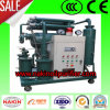Filtragem Maachine do filtro da máquina/óleo da purificação de óleo do transformador do vácuo do único estágio/óleo