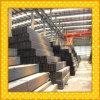 Sección hueco de acero rectangular A36/A53/A106