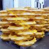 Rotella del rullo del ghisa per il macchinario 101080 di agricoltura