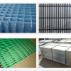 PVC Coated Welded Wire Mesh Fence 또는 정원 Fence