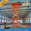 El cargo eléctrico hidráulico del almacén del nuevo diseño 2016 Scissor la tabla de elevación