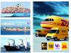 Zie en de Dienst van de Logistiek van de Vracht van de Lucht van China aan Duitsland