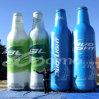 팽창식 맥주 병 (BMIA314)를 광고하는 거인