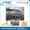 HDPE Bottle Fruit Juice Hot Filling 3 in-1 Machine