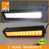 Alto potere 300W 52 '' Amber e White Cheap LED Light Bar di Color della Bi per Truck Jeep Car