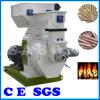 Fraise d'extrudeuse de presse de granule de carburant de biomasse effectuant la machine