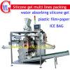 Líneas multi empaquetadora del lirio del héroe del gel del silicón