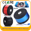 Haut-parleur sans fil portatif coloré de Bluetooth de forme ronde de carte de FT