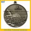 Médailles, matériau en alliage de zinc, pour le marathon