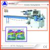 SWA-450 de schurende Machine van de Verpakking van het Type van Stootkussen Horizontale Automatische