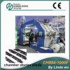 4 Machine van de Druk van de Hoge snelheid van de kleur Flexographic (CH884-1000F)
