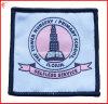 Emblema da faculdade da escola da borda do Serging (YH-EB039)