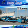 Axles 두 배 Lines 무겁 의무 10-500ton Boat Trailers