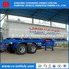 2 Axle 36000L топлива топливозаправщика трейлер Semi 35000 масляного бака литров трейлера тележки для сбывания