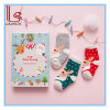 卸し売りクリスマスのギフトの漫画の厚化および柔らかい赤ん坊のソックス