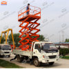 10m High Truck Mounted Scissor Lift