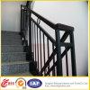 Перила лестницы ковки чугуна высокого качества/балюстрада/поручень