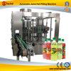 Maquinaria automática de llenado en caliente