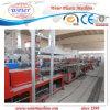 De het plastic Venster van pvc en Lopende band van de Machine van het Profiel van de Deur/Extruder/Extrasion