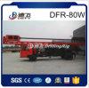 precio usado estático hidráulico montado carro de la máquina del programa piloto de pila del 15m Dfr-80W para la venta