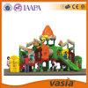 魅力的な2015年のVasiaは子供のプラスチック運動場装置をカスタマイズする