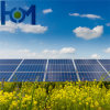 Low libero Iron Tempered Safety Glass per Solar Cell Module