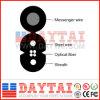 1, 2, 4 messager de fil d'acier de câble d'interface du noyau FTTH