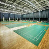 Pvc Flooring voor Badminton Court