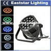 disco Light de 18X10W Waterproof LED PAR con 4in1 LED