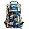 Form Backpack Laptop Bag, Travel Bag für Sports (Jeans MH-2105)