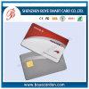 美しい銀製の熱い押す接触CPUスマートなICのカード